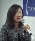 株式会社新生銀行 人事部 企画・育成 統轄次長 林 貴子氏
