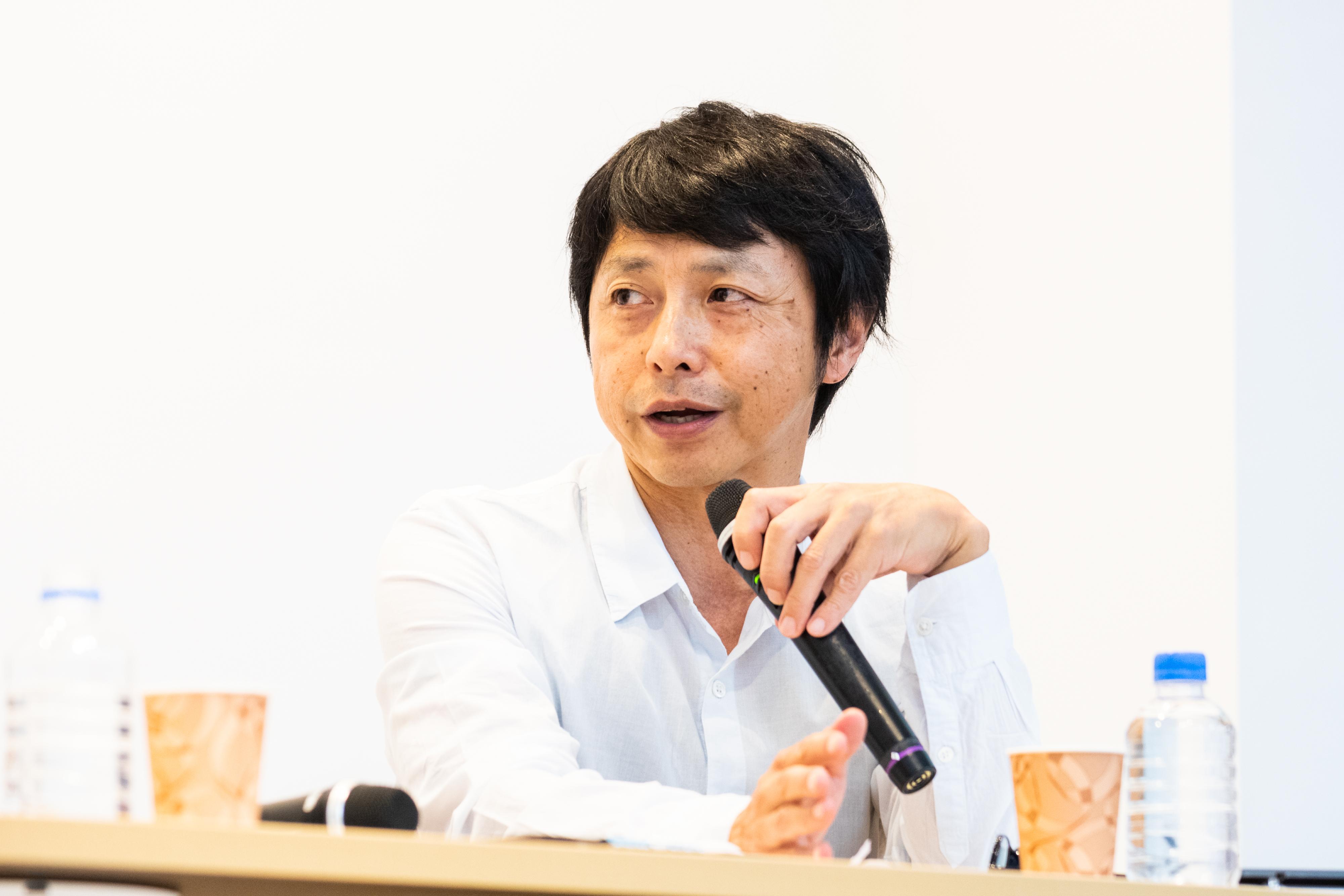 株式会社セプテーニ・ホールディングス 代表取締役 グループ上席執行役員 上野 勇 氏