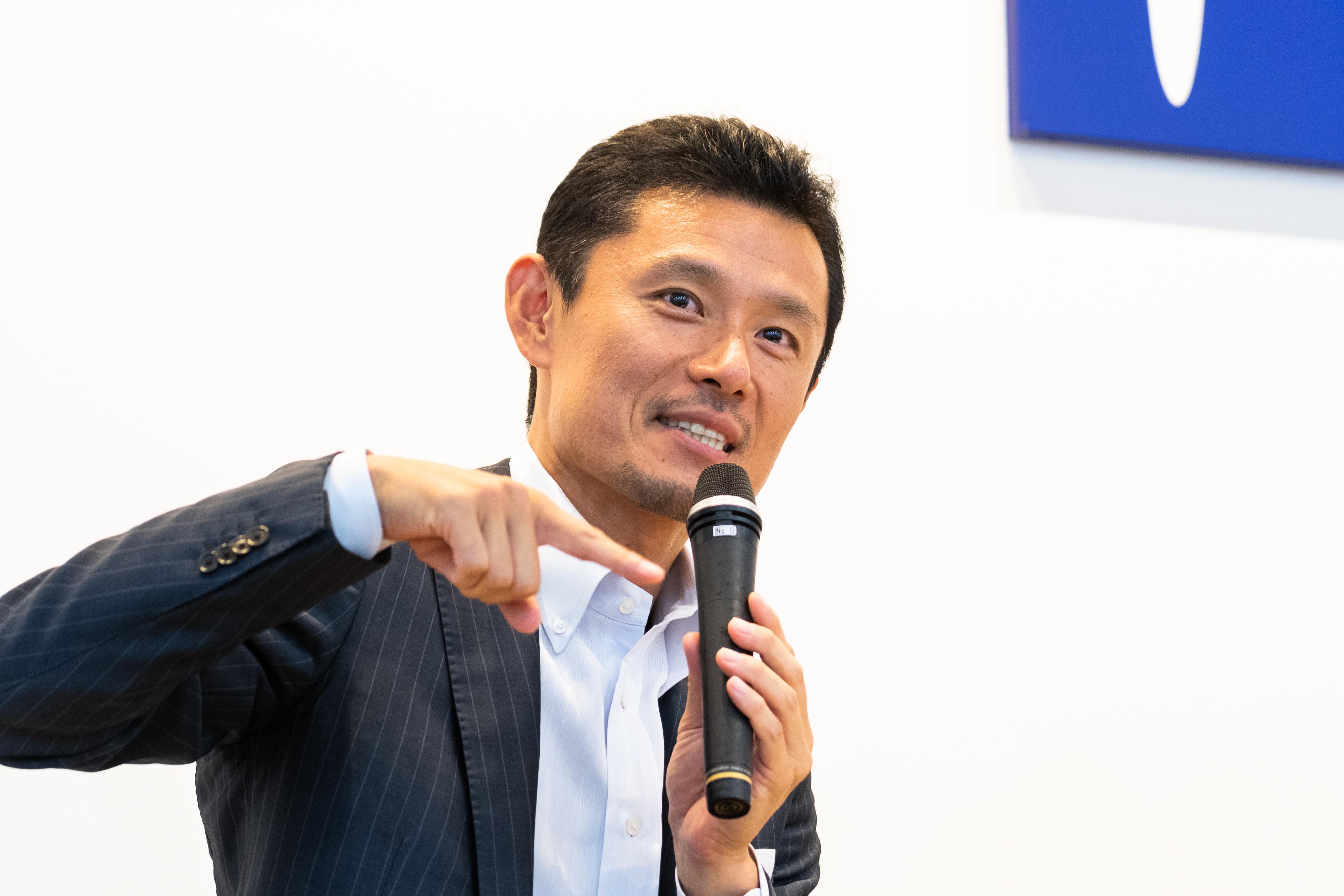株式会社グロービス マネジング・ディレクター 井上 陽介