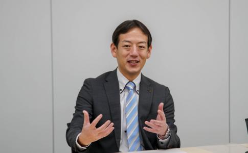 人事総務部 人材開発課長 梅澤篤様