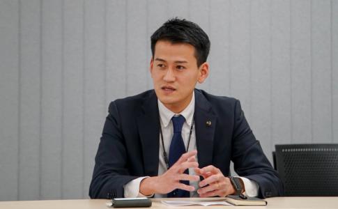 物流・システム部 物流営業課 栗田亮様(2期生)