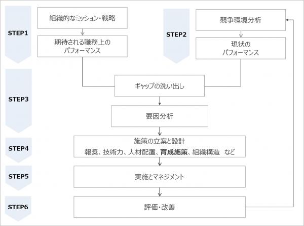 図1:HPI(Human Performance improvement)